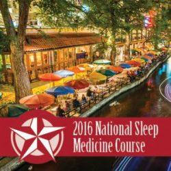 2016 National Sleep Medicine Course Bundle (Videos+PDFs)