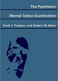The Psychiatric Mental Status Examination, 1e (Original Publisher PDF)