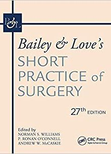 Bailey & Love's Short Practice of Surgery, 27e (EPUB)