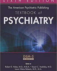 The American Psychiatric Publishing Textbook of Psychiatry, 6e (EPUB)