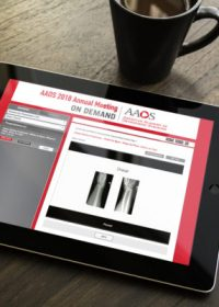 AAOS Annual Meeting On Demand 2018 (Videos+PDF)