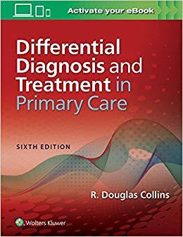Differential Diagnosis and Treatment in Primary Care, 6e (EPUB)