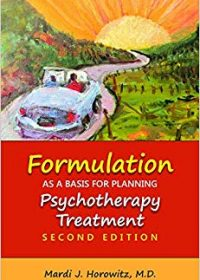 Formulation As a Basis for Planning Psychotherapy Treatment, 2e (EPUB)