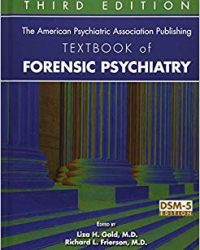 The American Psychiatric Association Publishing Textbook of Forensic Psychiatry, 3e (EPUB)