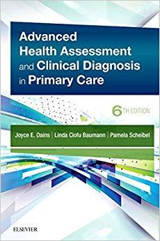 Advanced Health Assessment & Clinical Diagnosis in Primary Care, 6e (EPUB)