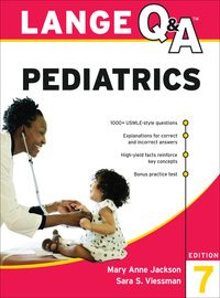 LANGE Q&A Pediatrics, 7e (EPUB)