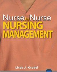 Nurse to Nurse Nursing Management, 1e (Original Publisher PDF)