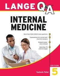 Lange Q&A Internal Medicine, 5e (EPUB)