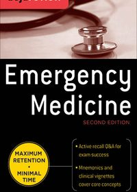 Deja Review Emergency Medicine, 2e (EPUB)