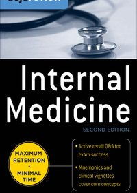 Deja Review Internal Medicine, 2e (EPUB)