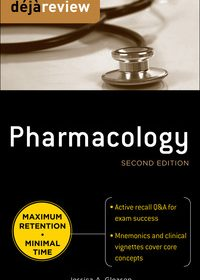 Deja Review Pharmacology, 2e (EPUB)