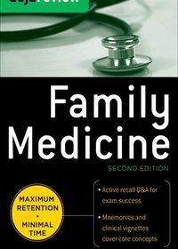Deja Review Family Medicine, 2e (EPUB)
