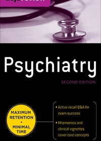 Deja Review Psychiatry, 2e (EPUB)