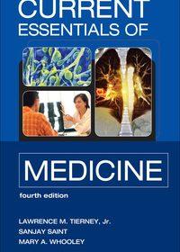 CURRENT Essentials of Medicine, 4e (EPUB)
