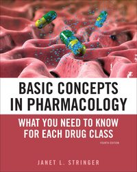Basic Concepts in Pharmacology: What You Need to Know for Each Drug Class, 4e (EPUB)