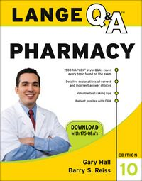 Lange Q & A Pharmacy, 10e (EPUB)