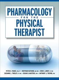 Pharmacology for the Physical Therapist, 1e (EPUB)
