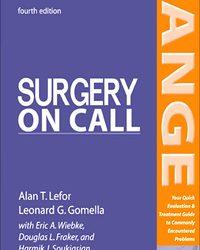 Surgery On Call, 4e (EPUB)