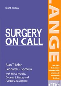Surgery On Call, 4e (EPUB)