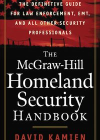 The McGraw-Hill Homeland Security Handbook, 1e (EPUB)