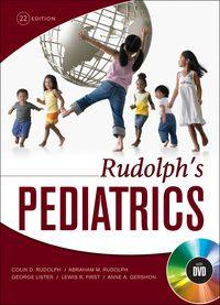 Rudolph's Pediatrics, 22e (EPUB)