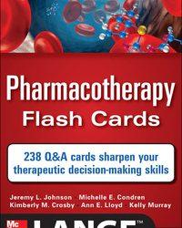 Pharmacotherapy Flash Cards, 1e (EPUB)