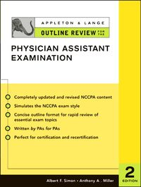 Appleton & Lange Outline Review for the Physician Assistant Examination, 2e (EPUB)