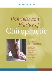 Principles and Practice of Chiropractic, 3e (Original Publisher PDF)