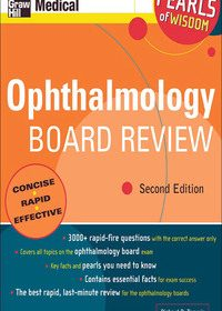 Ophthalmology Board Review: Pearls of Wisdom, 2e (EPUB)