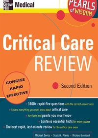 Critical Care Review: Pearls of Wisdom, 2e (Original Publisher PDF)