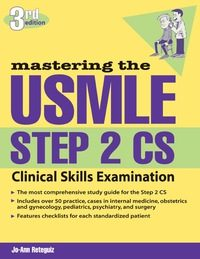 Mastering the USMLE Step 2 CS, 3e (Original Publisher PDF)