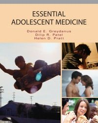 Essential Adolescent Medicine, 1e (Original Publisher PDF)