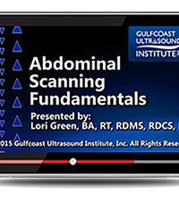 Abdominal Scanning Fundamentals (Videos+PDFs)