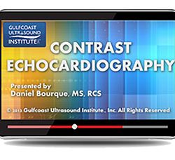 Contrast Echocardiography (Videos+PDFs)