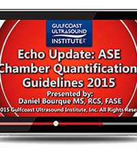 Echo Update: ASE Chamber Quantification Guidelines (Videos+PDFs)