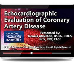Echocardiographic Evaluation of Coronary Artery Disease (Videos+PDFs)