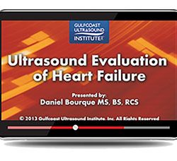 Ultrasound Evaluation of Heart Failure (Videos+PDFs)
