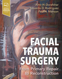 Facial Trauma Surgery From Primary Repair to Reconstruction, 1e (True PDF)