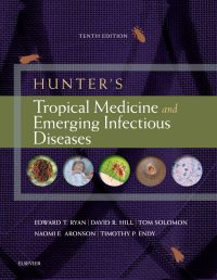 Hunter's Tropical Medicine and Emerging Infectious Diseases, 10e (True PDF)