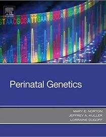Perinatal Genetics, 1e (True PDF)