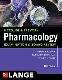 Katzung & Trevor's Pharmacology Examination and Board Review,12e (Original Publisher PDF)