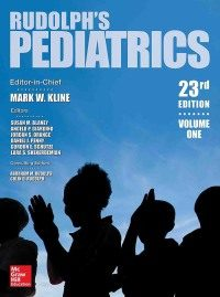 Rudolph's Pediatrics, 23e (Original Publisher PDF)