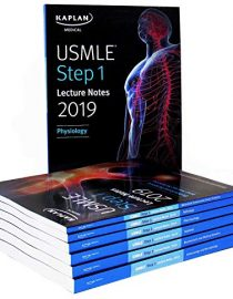 Kaplan USMLE Step 1 Lecture Notes 2019: 7-Book Set (Original Publisher PDF)