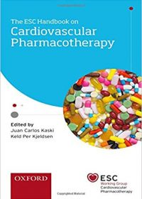 The ESC Handbook on Cardiovascular Pharmacotherapy, 2e (Original Publisher PDF)