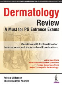 Dermatology Review: A Must for PG Entrance Exams, 1e (True