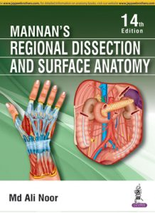 Mannan's Regional Dissection and Surface Anatomy, 14e (True