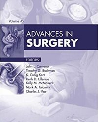 Advances in Surgery, 1e (Volume 49) (Original Publisher PDF)