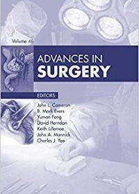 Advances in Surgery, 1e (Volume 48) (Original Publisher PDF)