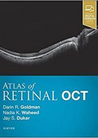 Atlas of Retinal OCT: Optical Coherence Tomography, 1e (Original Publisher PDF)