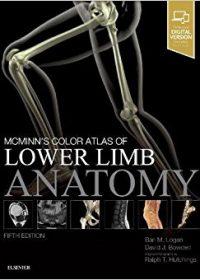 McMinn's Color Atlas of Lower Limb Anatomy, 5e (Original Publisher PDF)